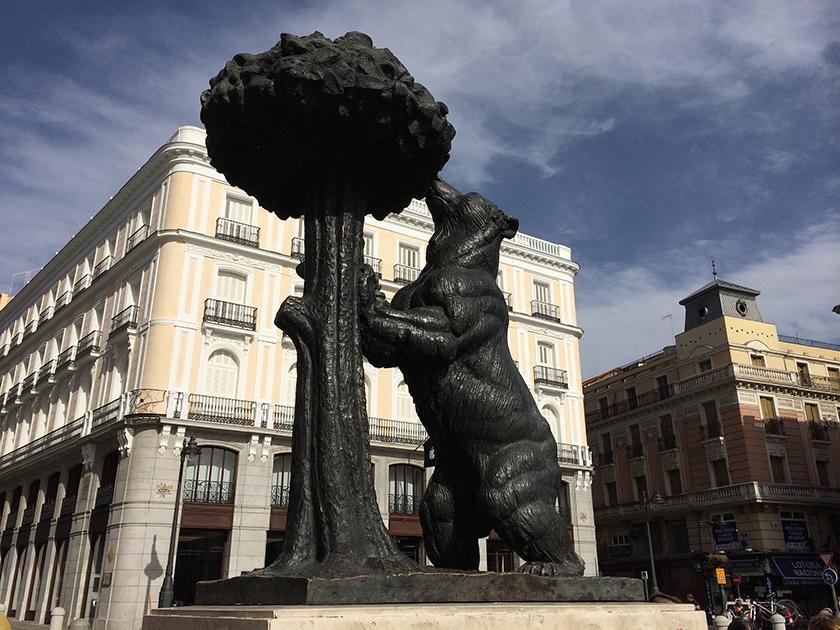 Пуерта дел Сол / Puerta del Sol