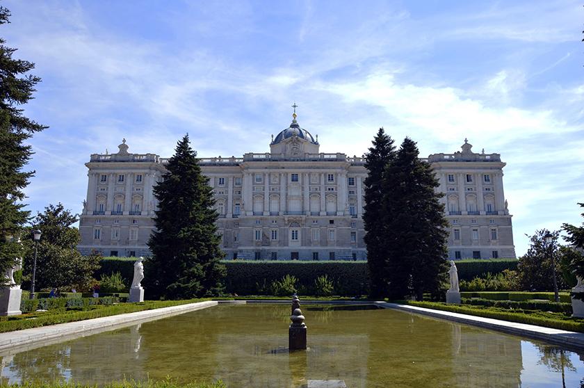 Кралският дворец / Palacio Real