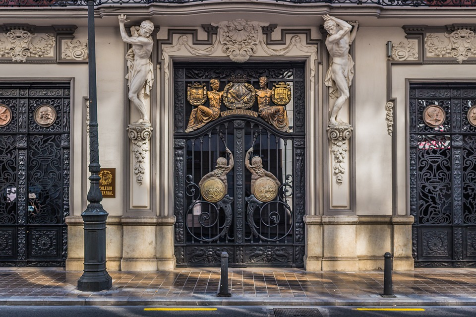 По улиците на Валенсия / The Streets Of Valencia