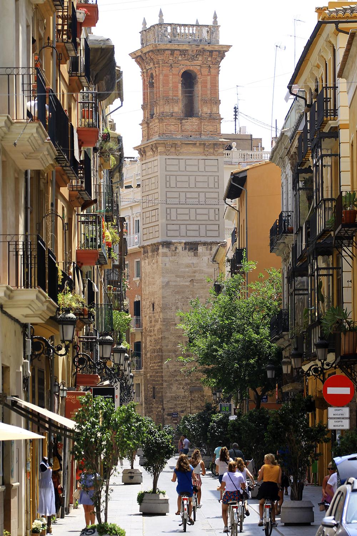 Улиците на Валенсия / The Streets Of Valencia