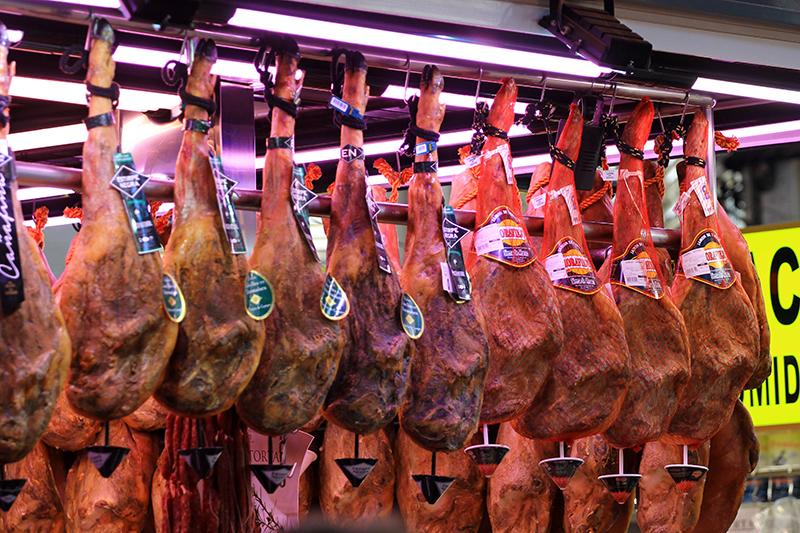 Централният пазар / Mercado Central