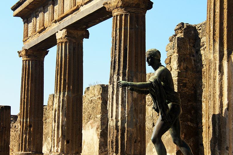 Храмът на Аполон / The Temple Of Apollon