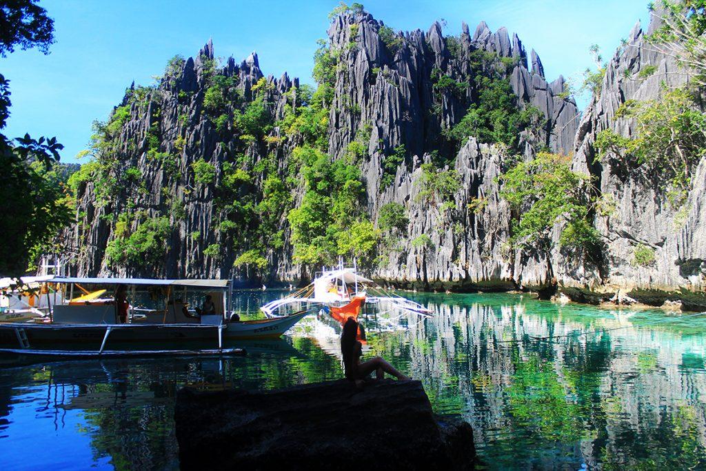 Twin Lagoon, Coron Island