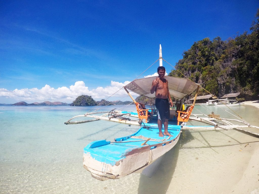 Our Private Tour Guide - Marvin, Atwayan Beach
