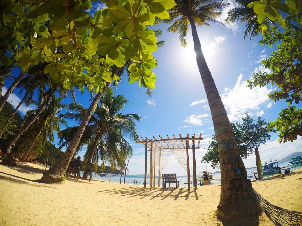 Coco Beach, Coron Island, Philippines