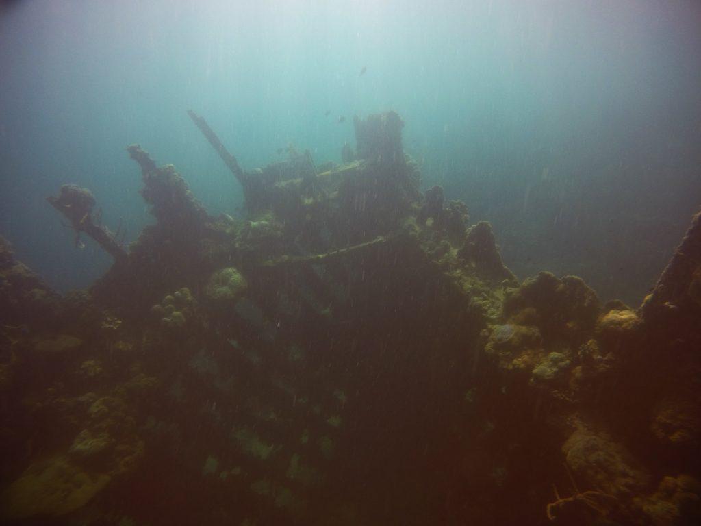 Skeleton Wreck