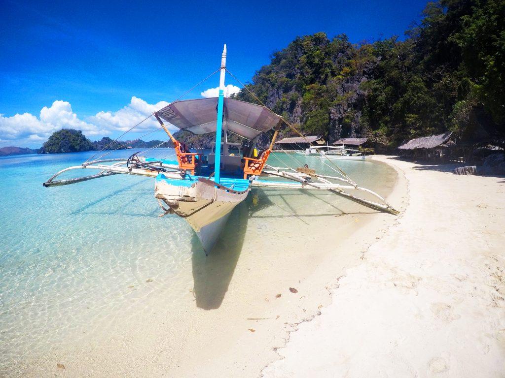 Atwayan Beach, Coron Island, Palawan, Philippines