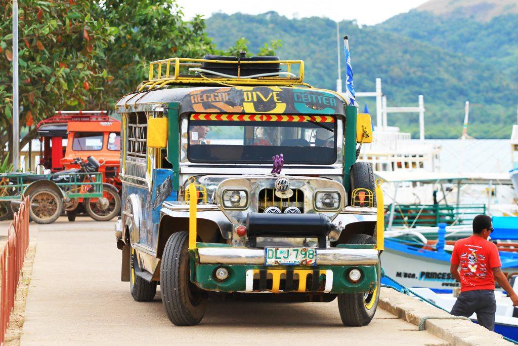 Корон Таун, Филипини / Coron Town, Philippines