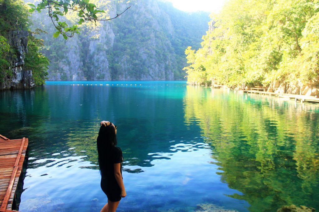 Езерото Каянган, Корон, Филипини / Kayangan Lake, Coron, Philippines
