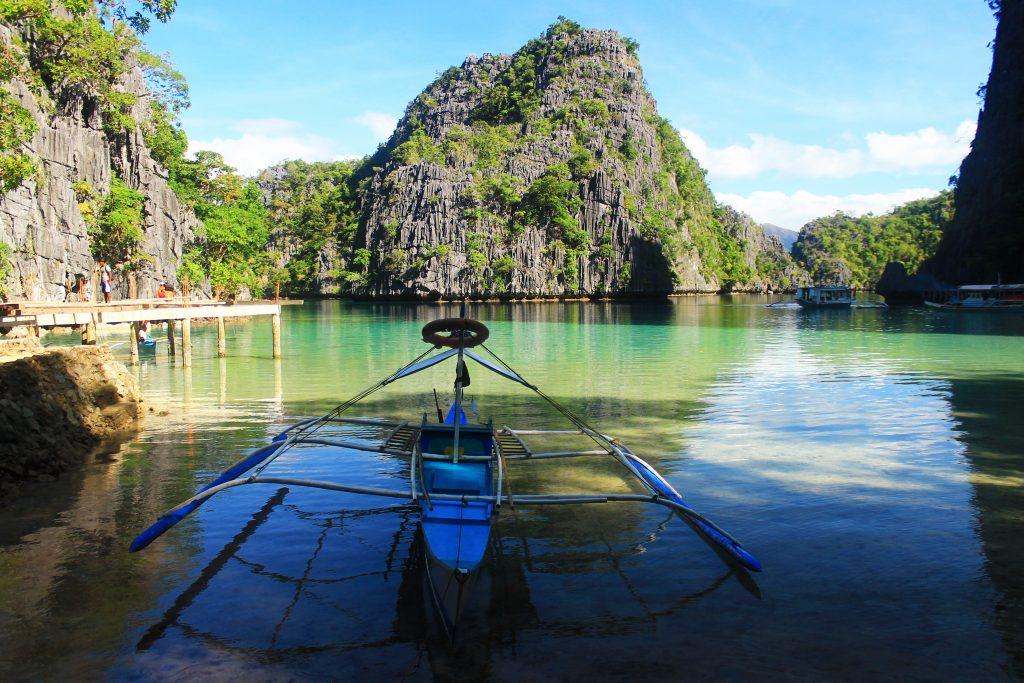 Kayangan Lake, Palawan, Philippines