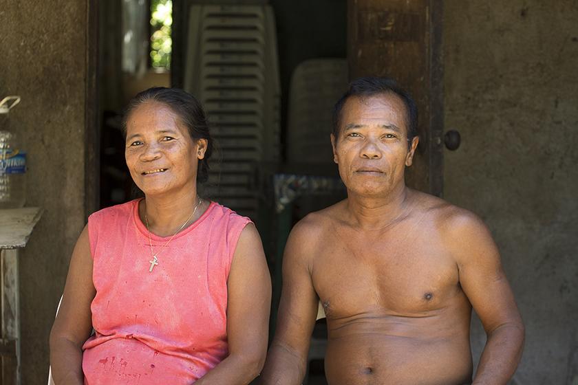 Tagbanua tribe, Lajala Village, Coron