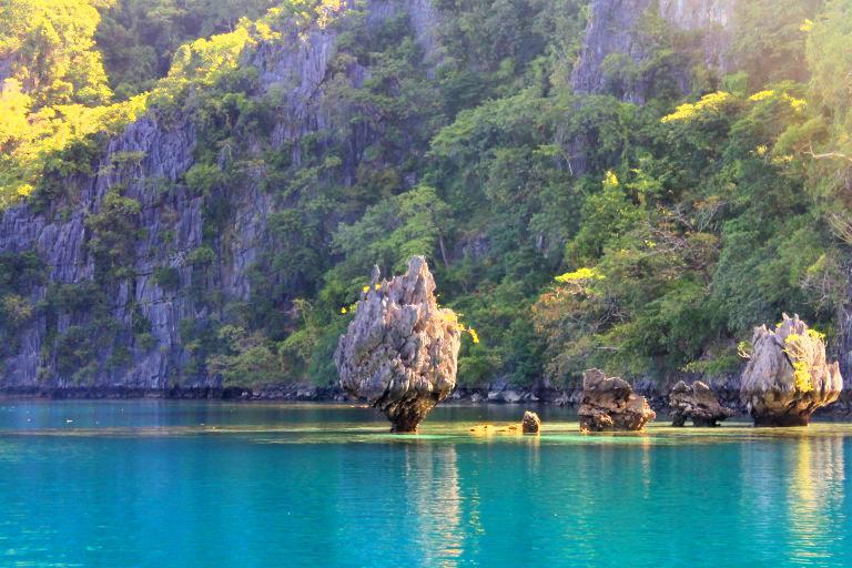 Остров Корон, Филипините / Coron Island, Philippines
