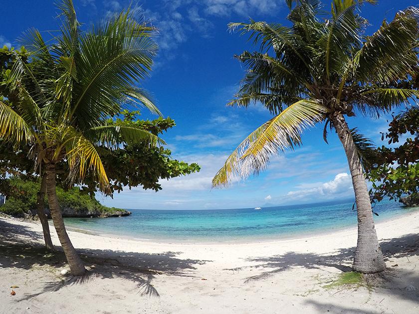 Плажът Bantiguе, остров Малапаскуа, Филипини / Bantiguе Beach, Malapascua Island, Philippines