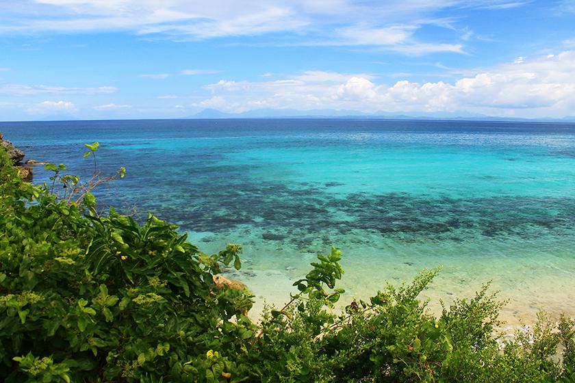 Плажът Bantiguе, Oстров Малапаскуа, Филипини / Bantiguе Beach, Malapascua Island, Philippines
