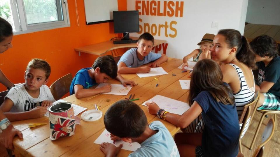 Детски Езиков Лагер