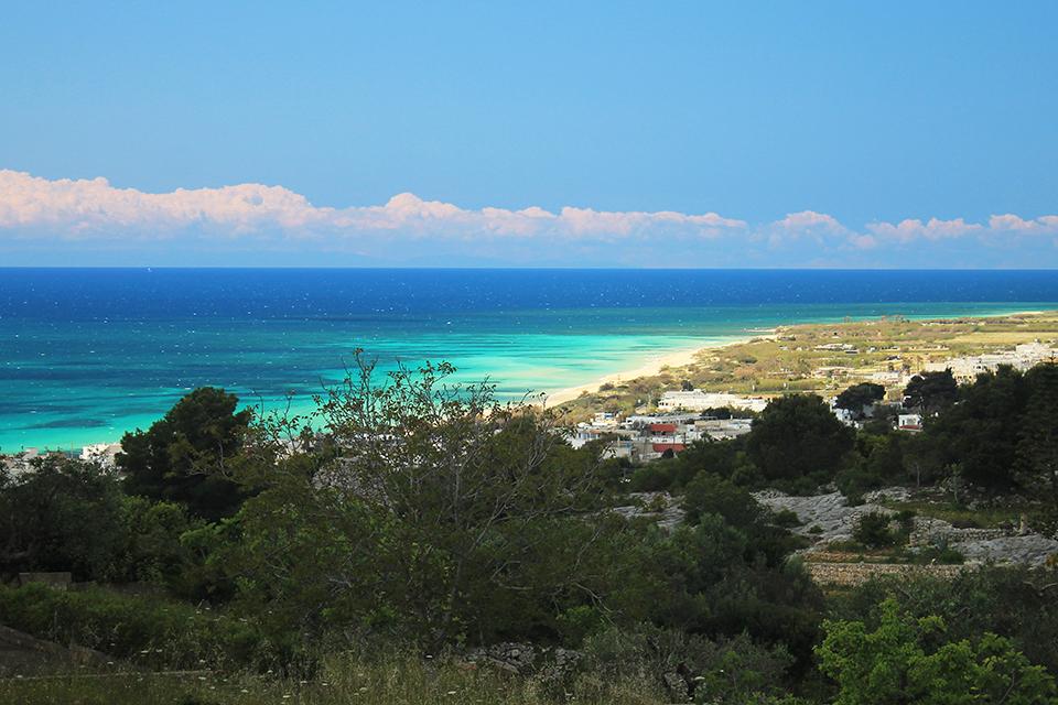 """Плажът """"Малдивите на Саленто"""" , Саленто, Пулия, Италия / Le Maldive del Salento, Puglia, Italy"""