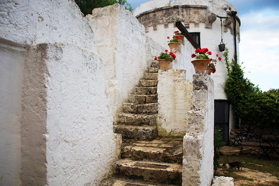 Масерия Санту Ласи, Саленто, Пулия, Италия / Masseria Santu Lasi, Salento, Puglia, Italy