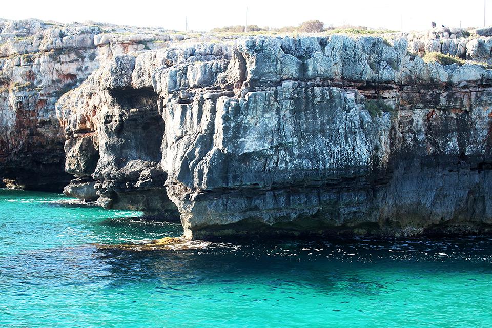 Крайбрежието на Саленто, Италия, Пулия / The Coast of Salento, Puglia, Italy