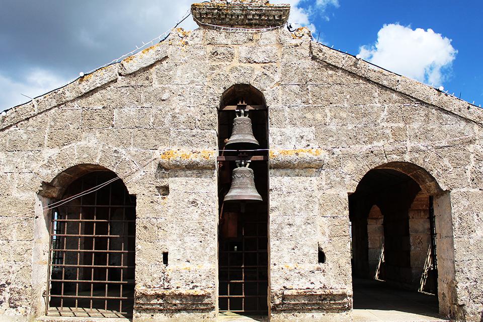 Църквата Света Мария ди Лeука дел Белведере, Саленто, Пулия, Италия / Santa Maria di Leuca del Belvedere, Salento, Puglia, Italy