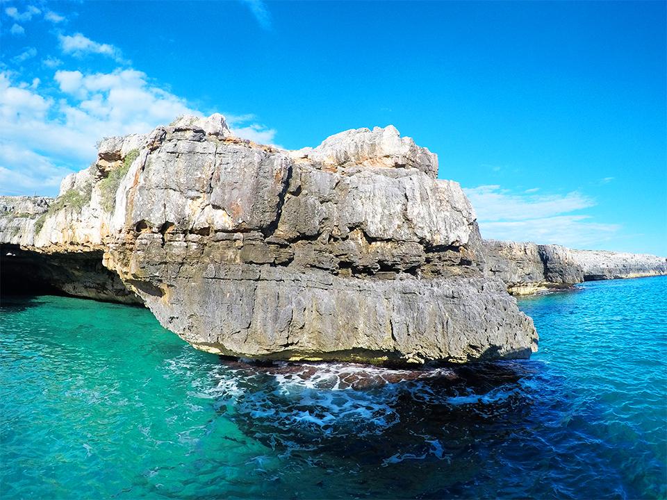 Крайбрежието на Саленто, Пулия, Италия / The Coast of Salento, Puglia, Italy