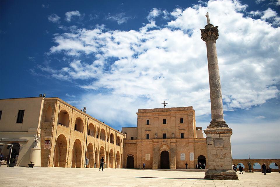 Санта Мария ди Леука, Саленто, Пулия, Италия / Santa Maria di Leuca, Salento, Puglia, Italy
