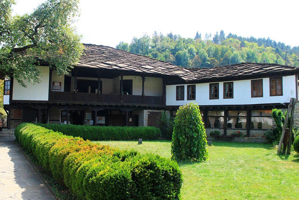 Даскаловата къща, Трявна
