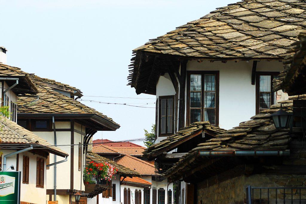 Улицата на Старите майстори в Трявна