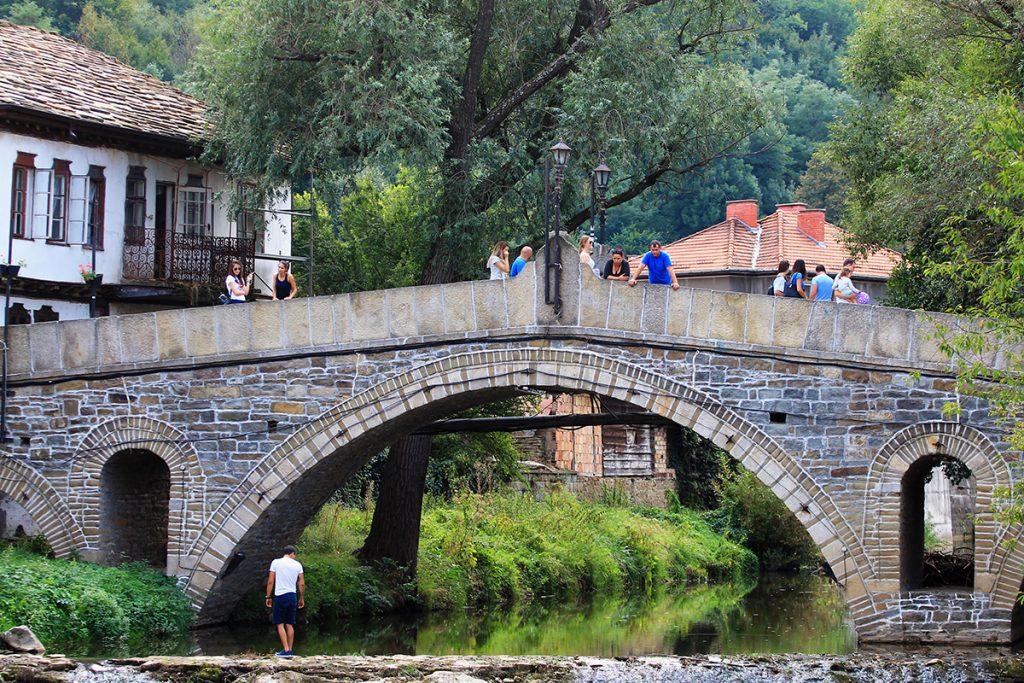 Старият мост, Трявна