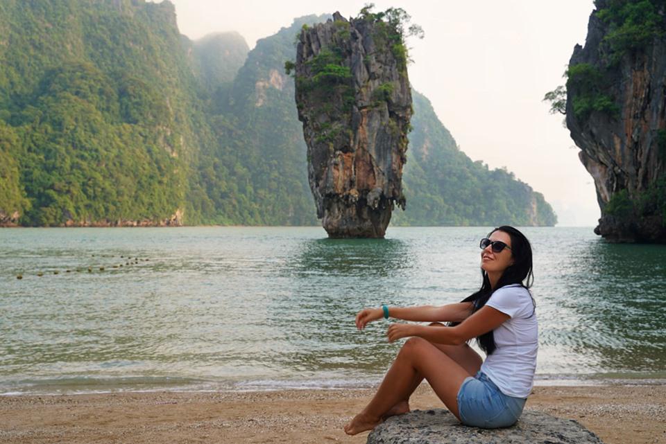 Заливът Панг Нга / Phang Nga Bay