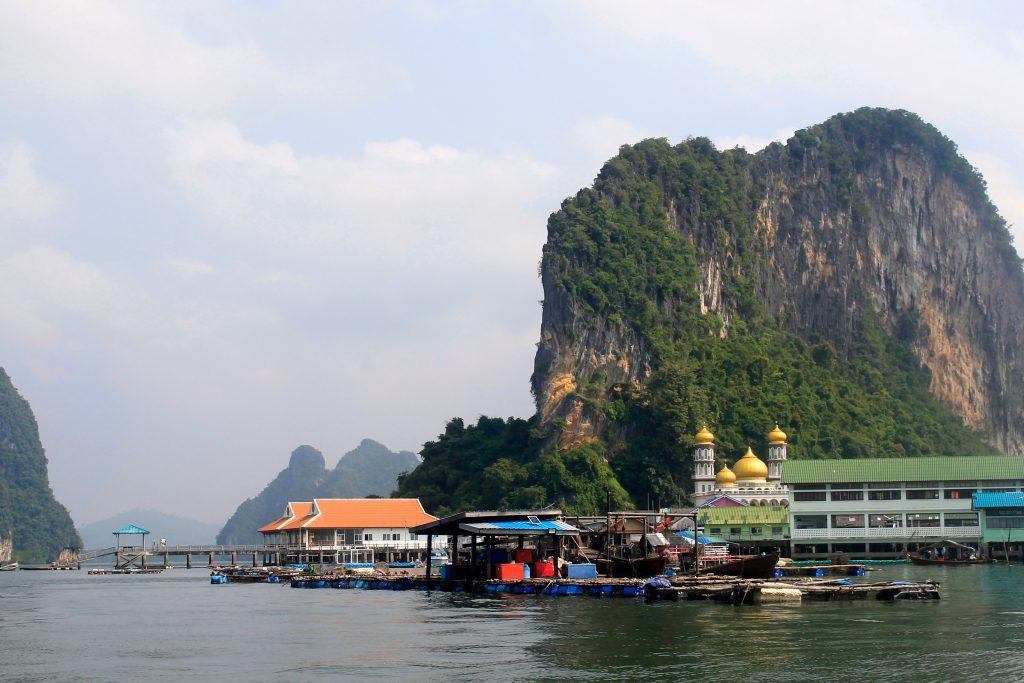 Ко Пани / Koh Panyi Village