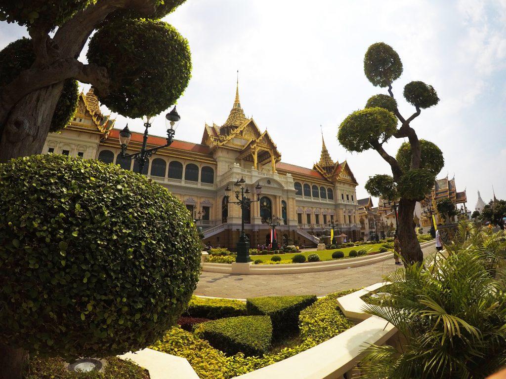 Кралският дворец / Тhe Grand Palace