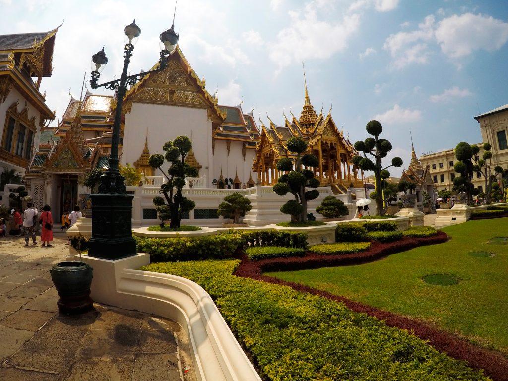 Кралският дворец /The Grand Palace