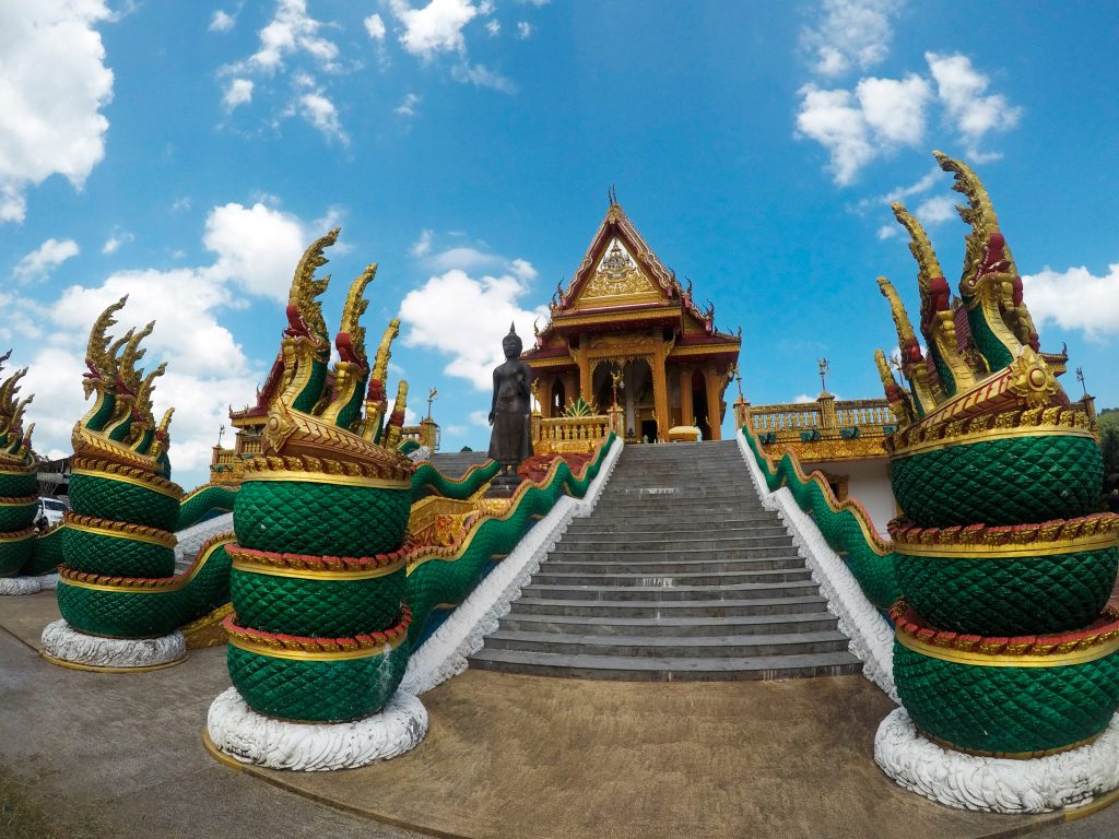 Ban Ngao Temple, Ranong