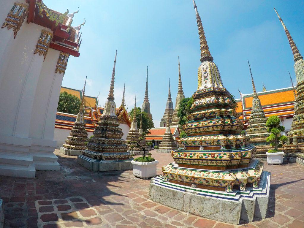 Храмът на полегналия Буда / Wat Pho