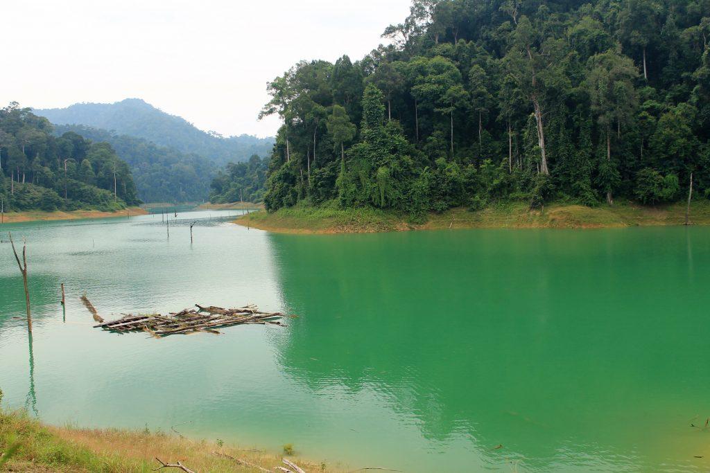 Езерото Чео Лан / Cheow Lan Lake