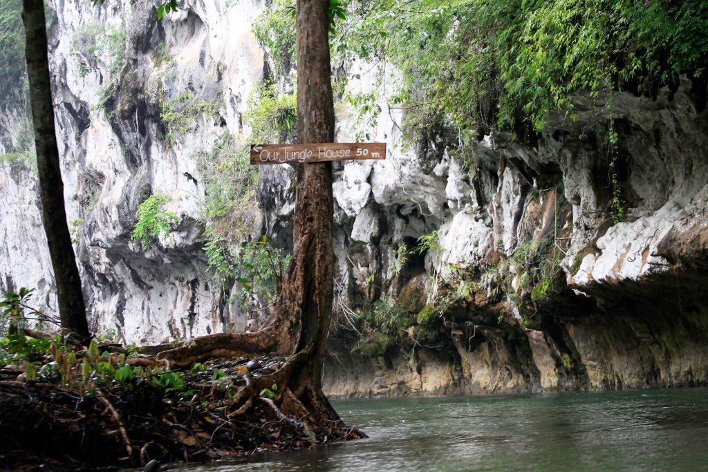 Klong Sok River, Khao Sok National Park