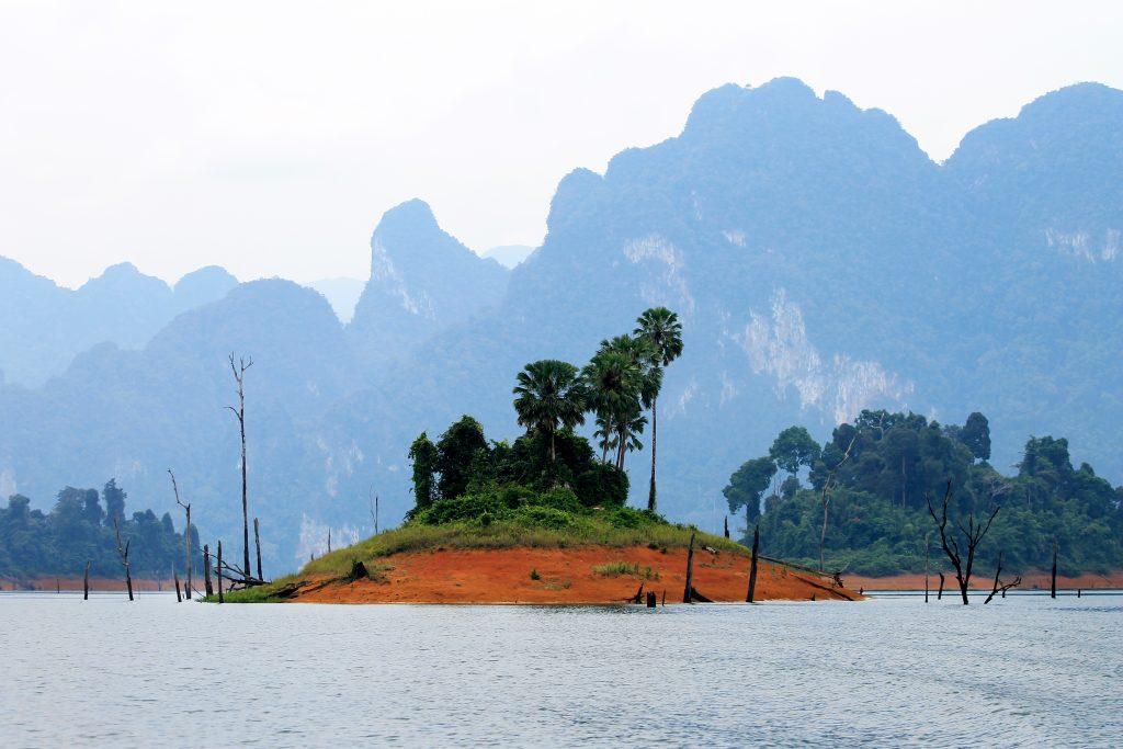 Езерото Чео Лан, Национален парк Као Сок / Cheow Lan Lake, Khao Sok National Park