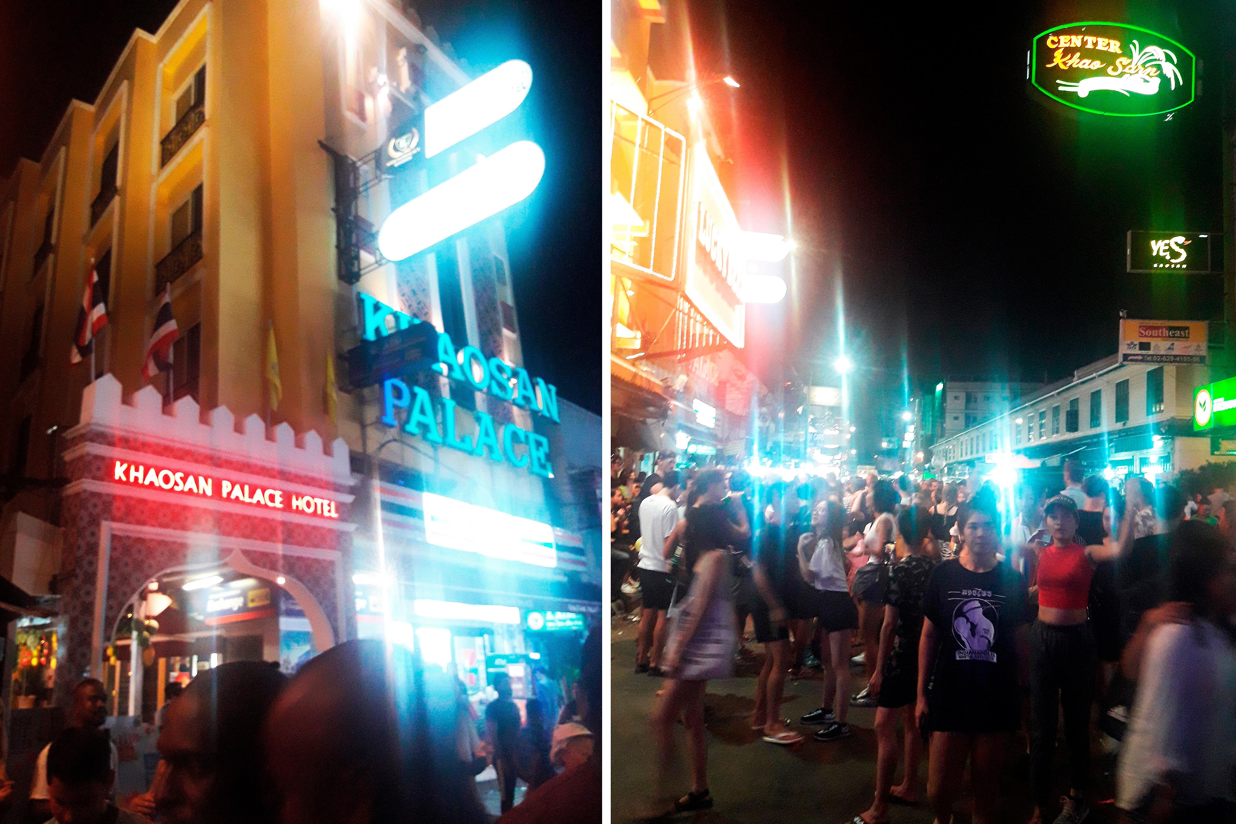 Улица Као Сан, Банкок / Khao San Street, Bangkok