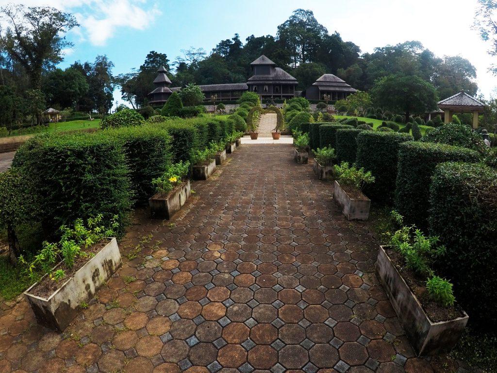 Rattanarangsan Palace, Ranong